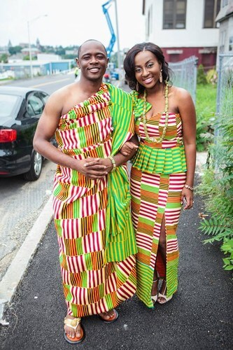 Ghana weddings traditions
