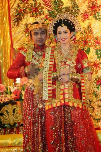 indonesia traditional weddings Outfit