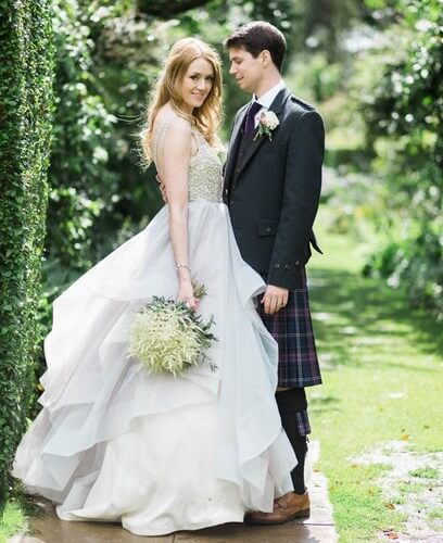 Scotland weddings traditions