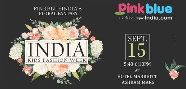 Indian kids fashion show, India Kids Fashion Week in Jaipur