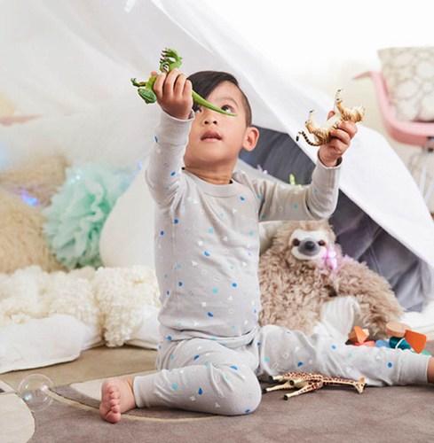 Baby Girl and Boy Luxury Nightwear, Sleepwear, Kids Nightsuits India